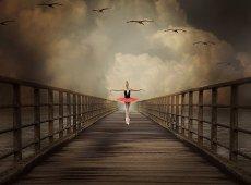 © Adela Rusu, LIFE IS DANCE AND FLIGHT