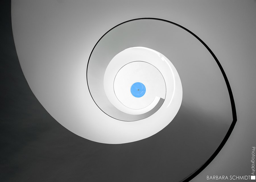 © Barbara Schmidt, Spiral