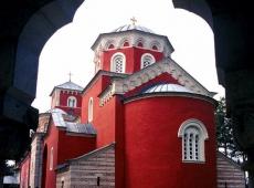 © Božidar Vitas, manastir-zica