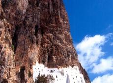 © Božidar Vitas, amorgos-manastir-svete-ane
