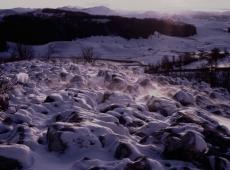 © Branislav Strugar, Zimsko jutro, 1994.