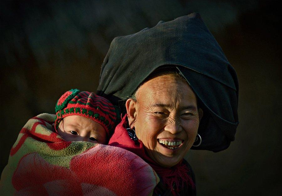 © Dao Tien Dat, Tay Bac smile no 2