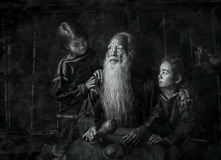 © Dao Tien Dat, The echo of original