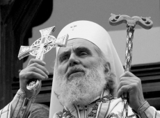 21 Patrijarh Irinej blagoslov Beograd, 2010