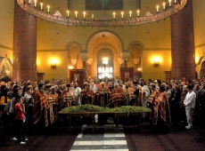 45 Vrbica u crkvi Svetog Marka u Beogradu, 2011