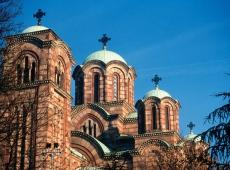 49 Kupole crkve Sv Marka u Beogradu, 2002