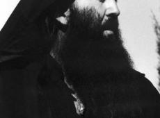 8 Hilandar, monah Ilija, 1996
