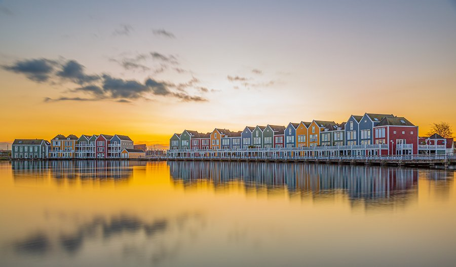 Jacky Panhuyizen ©, Color Houses