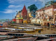 Jacky Panhuyizen ©, Ganga Boats