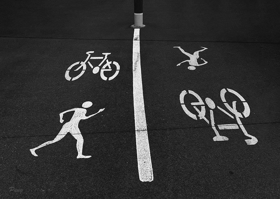 © Jiongxin Peng, Footpath
