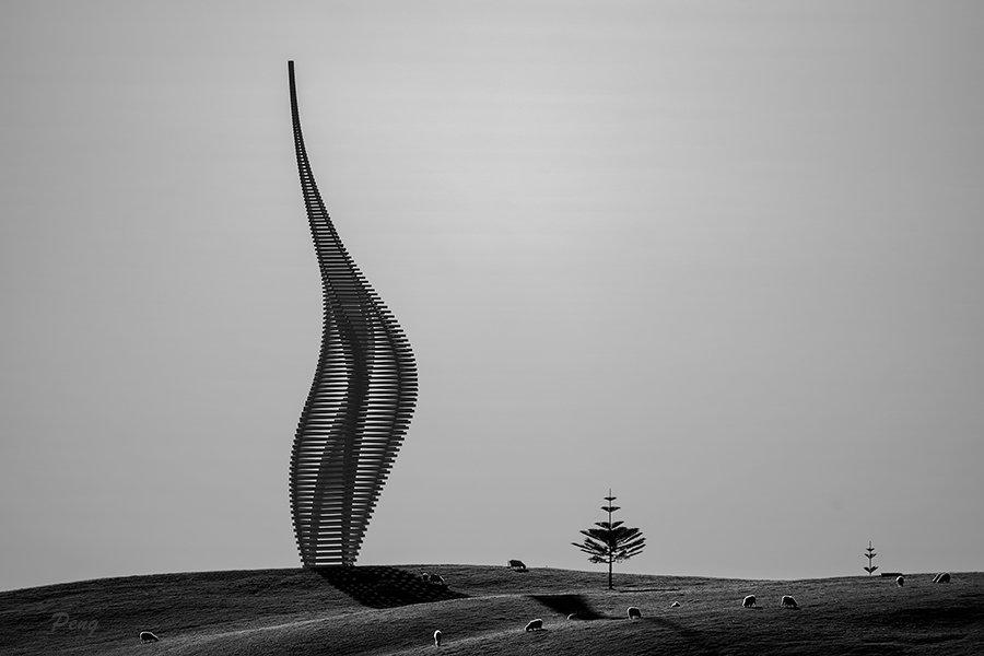 © Jiongxin Peng, Large-Sculpture
