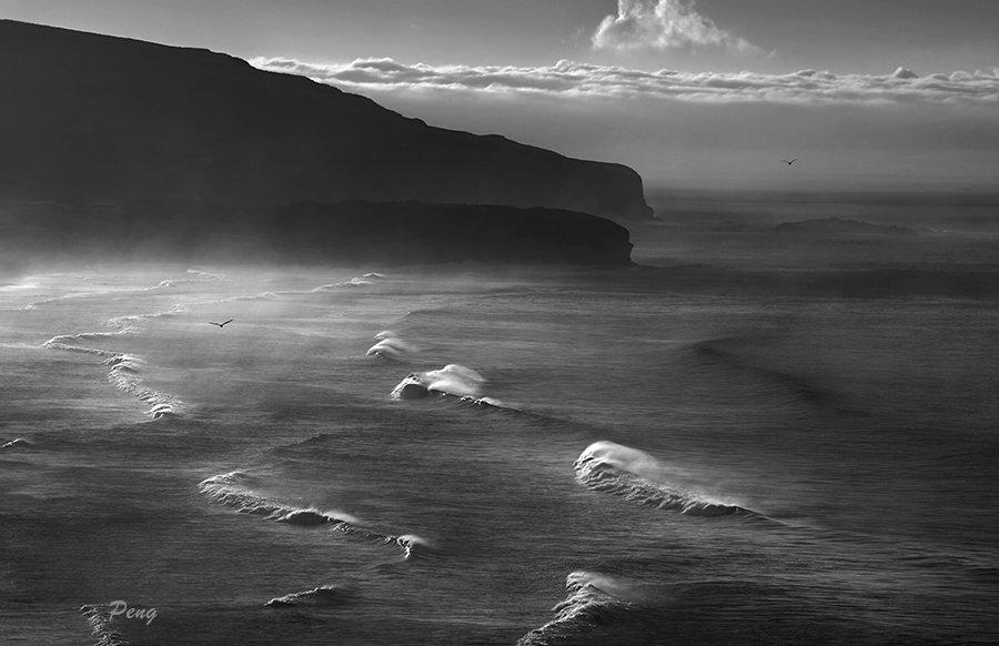 © Jiongxin Peng, Ocean-in-the-Morning
