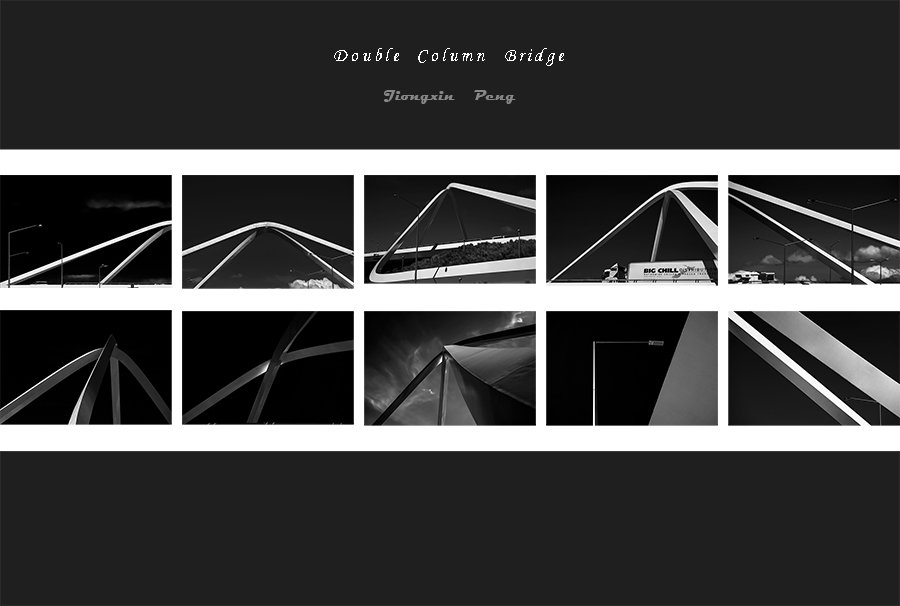 © Jiongxin Peng, Series-Photos-Simple-Style-Bridge
