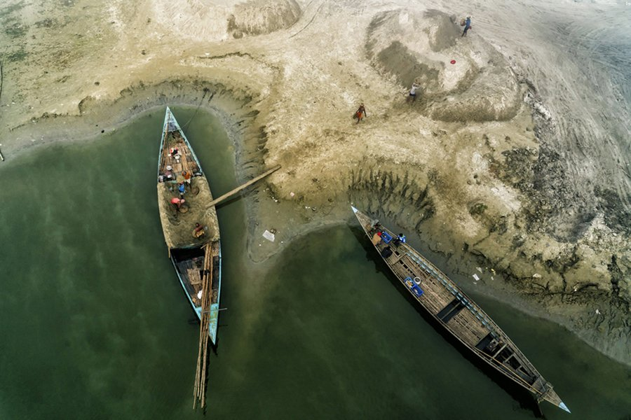 © MD Tanver Hasan Rohan, Life On Kaliganga River