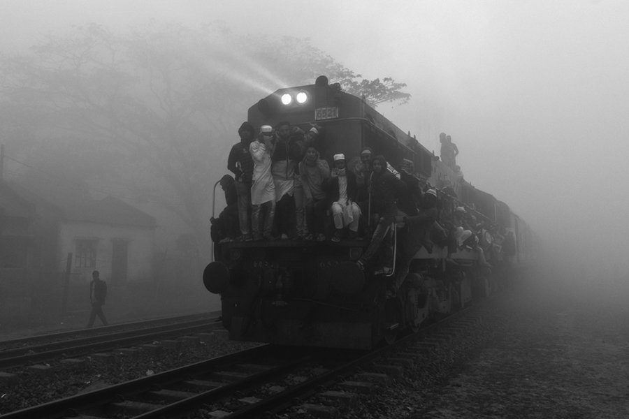 © MD Tanver Hasan Rohan, Morning Train