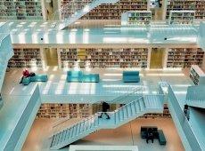 © MD Tanver Hasan Rohan, City Library Stuttgart