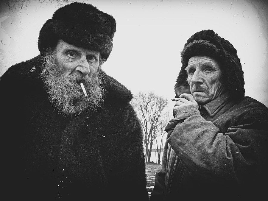 © Normante Ribokaite, Old fellows