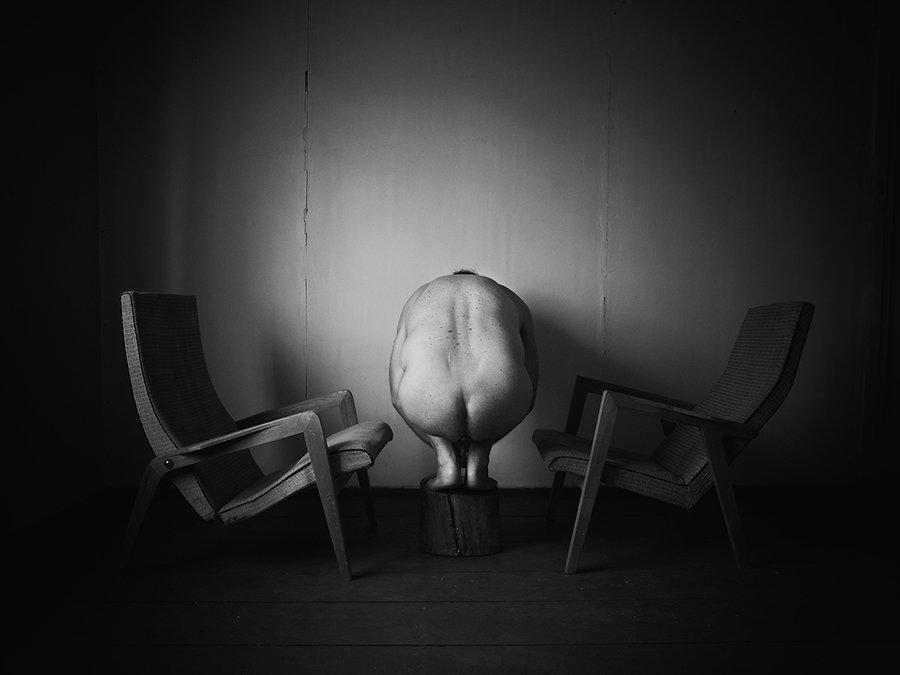 © Normante Ribokaite, Chair talk 1