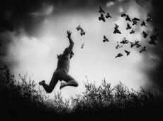 © Normante Ribokaite, I want to fly 1