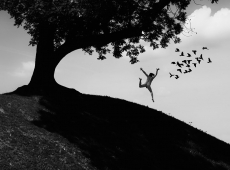 © Normante Ribokaite, I want to fly 181
