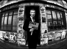 © Ole Suszkiewicz, Free Hugs
