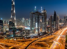 Dubai from Sky 2