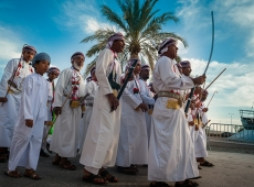 traditional omani dance 2