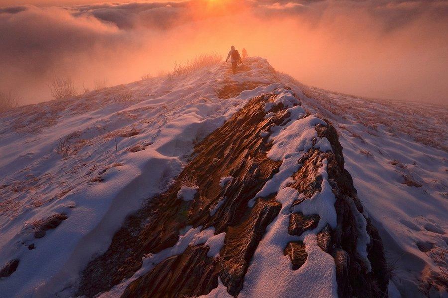 © Tomasz Okoniewski, Road to paradise