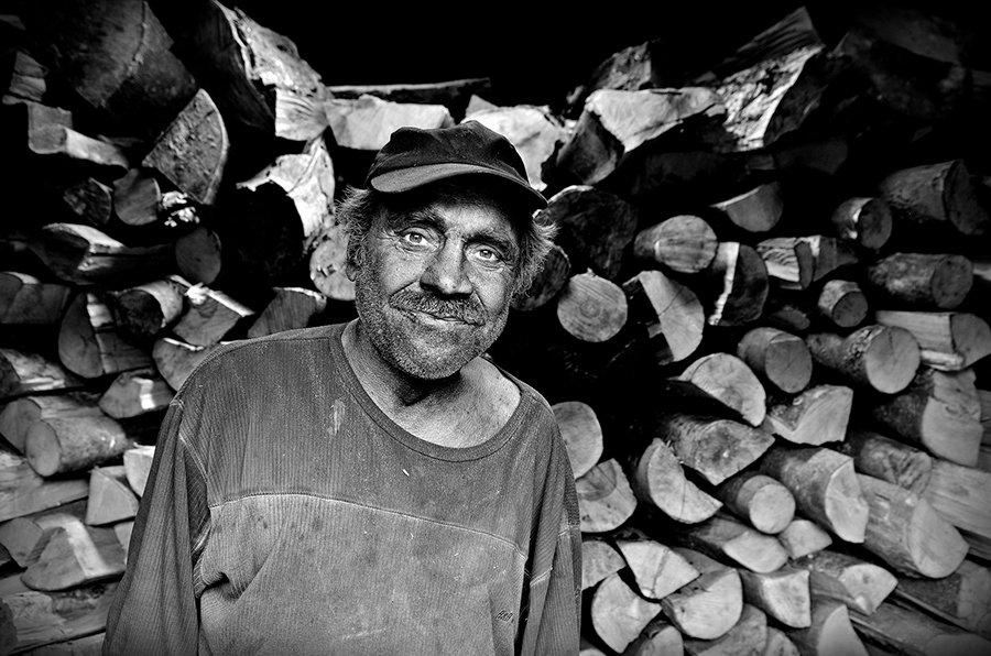 © Tomasz Okoniewski, Wood burner