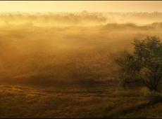 Sunrise in Kragujevac